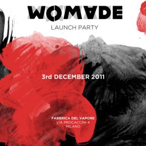 flyer womade launch party