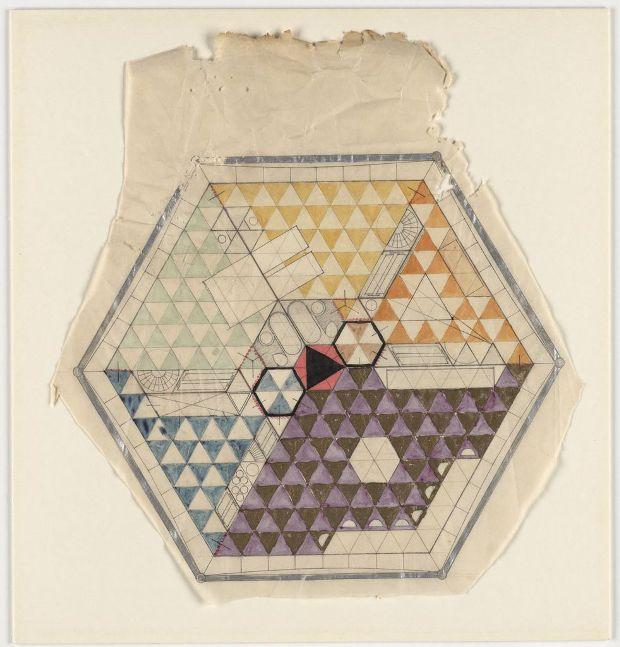 Buckminster Fuller, Dymaxion House Project, 1927