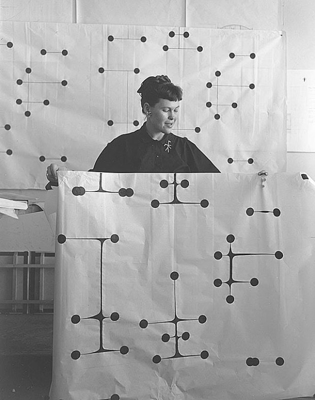Image from The Work of Charles and Ray Eames - A Legacy of Invention, Harry N. Abrams, 2005