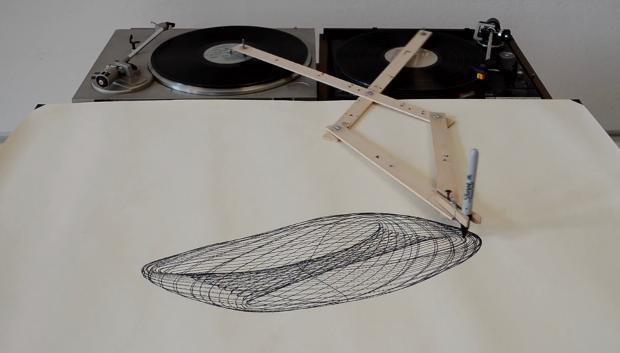 Robert Howsare, Drawing Apparatus, 2012