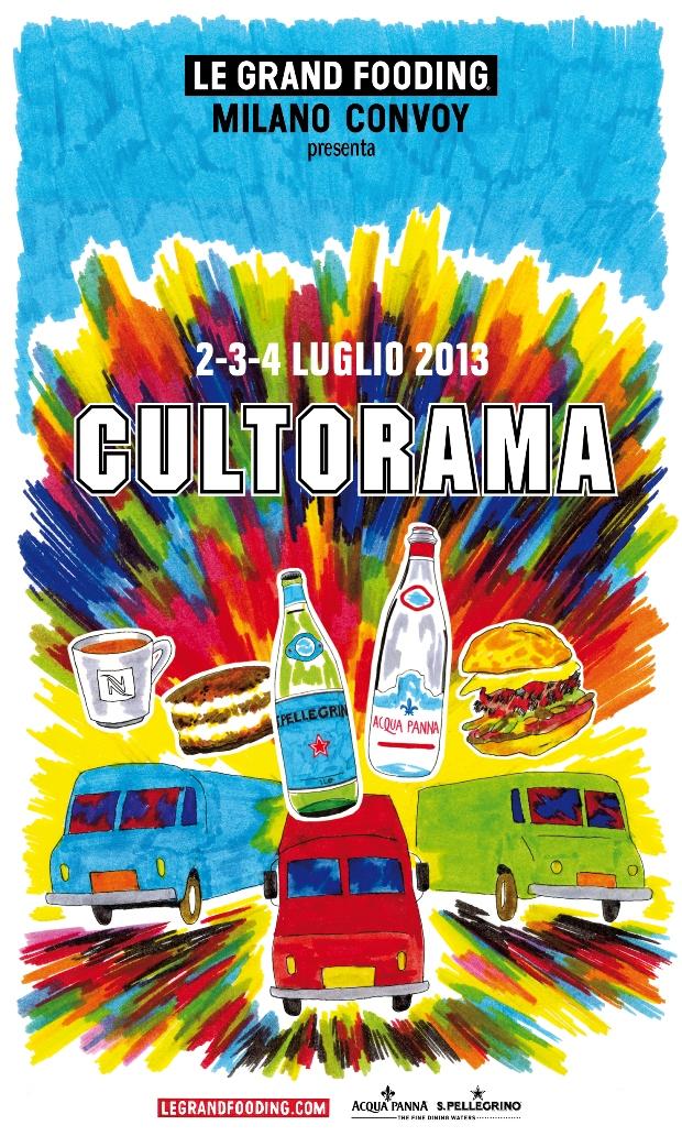 Le Grand Fooding Milano - Cultorama