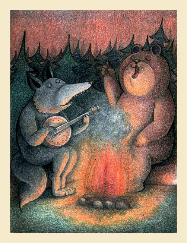 anna canavesi - autunno banjo bss