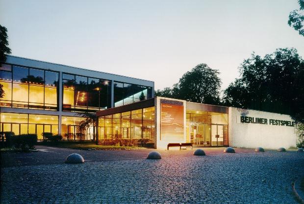 Haus der Berliner Festspiele
