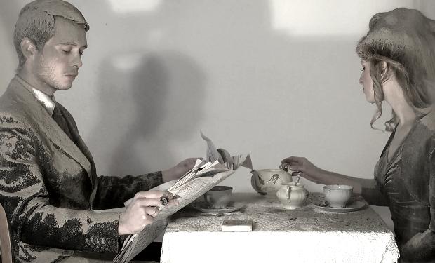FRANCESCA LOLLI - Till Death Do Us Part still from video 2013